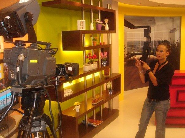 Anadelle tournage